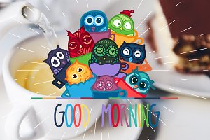 Owls Good Morning