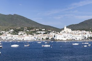 Panoramic View of Cadaques