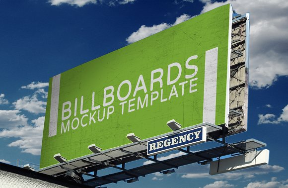 Billboards Mock-ups Vol.1