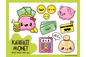 Kawaii money