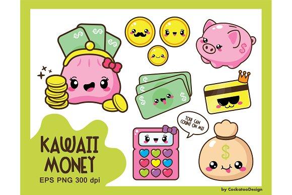 Kawaii Money