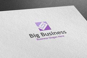 Big Business Style Logo