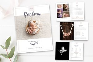 Newborn Welcome Guide 10 Pages INDD