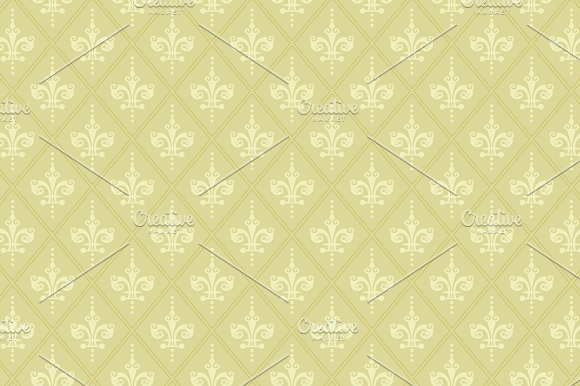 Retro Pattern Background