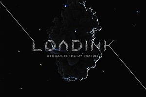 LOADINK Typeface