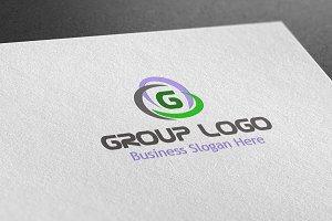 group style Logo