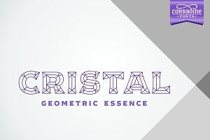Cristal Font Family