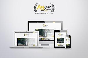 Assez | Modern Blogging Theme