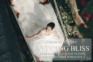 Wedding Bliss - Lightroom Presets