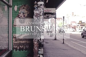 Brunswick - Lightroom Presets