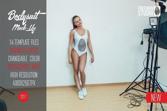 Bodysuit Mock-Up 2017 Vol.2