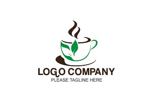 Tea & Coffee Logo
