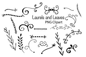Laurels and Leaves