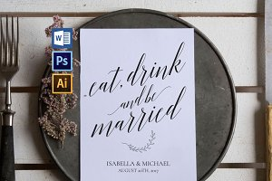 Eat Drink and be Married Wpc10