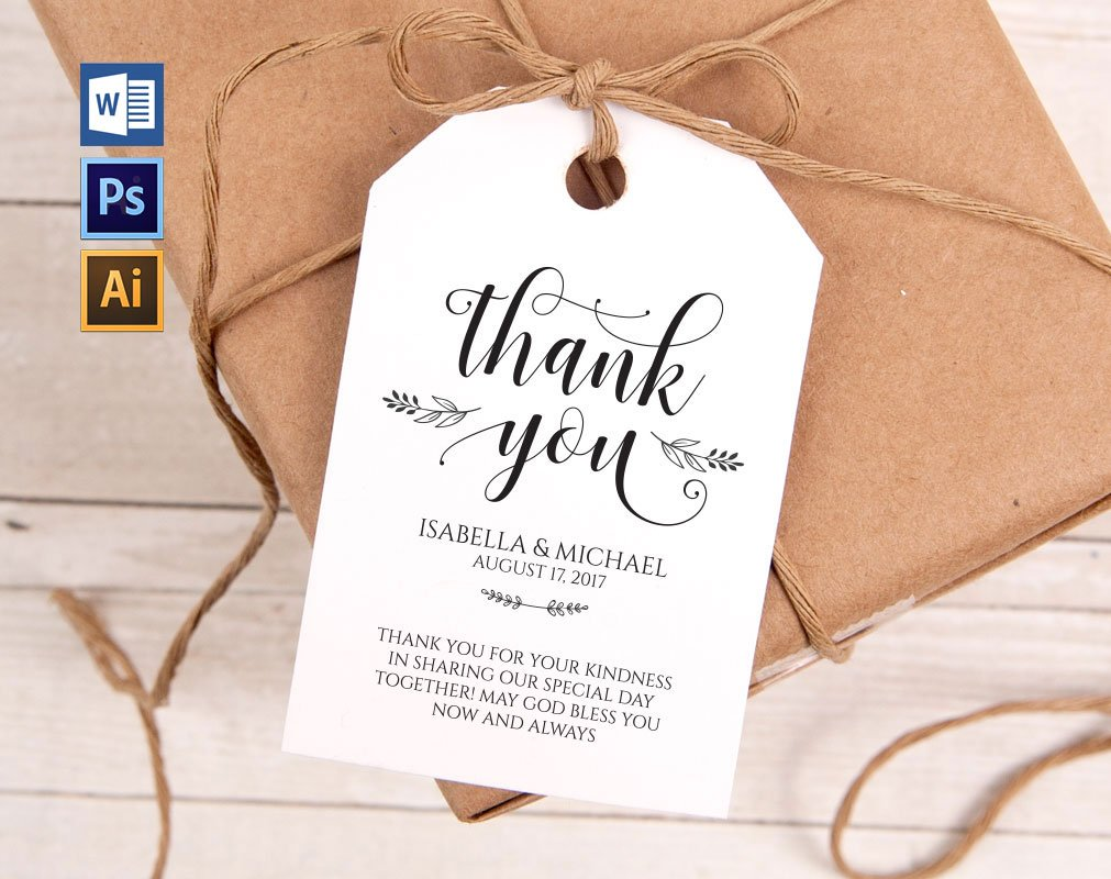 It's just a picture of Influential Thank You for Your Purchase Printable