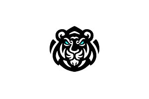 Tiger Logo Template