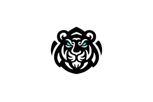 Tiger Logo Template Logo Templates Creative Market