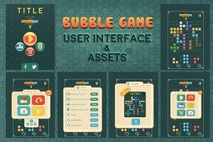 Bubble Game Assets