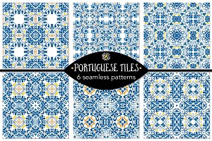Set 60 - 6 Seamless Patterns