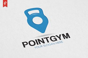 Point Gym Logo