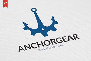 Anchor Gear Logo