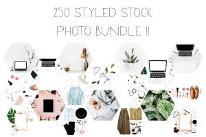 250 Styled Stock Photo Bundle #2