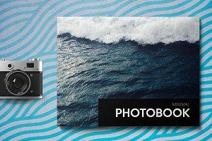 PHOTOBOOK landscape brochure
