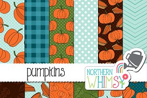 Fall Pumpkin Patterns