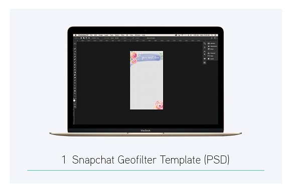 snapchat geofilter template website templates creative market