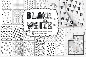 Black and white set (vol.2)