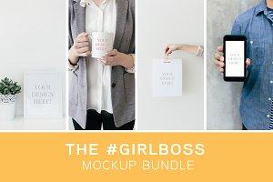The #Girlboss Mockup Bundle