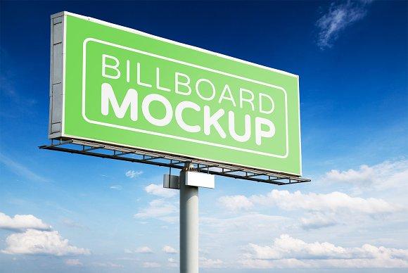 Billboard Mock-up #17