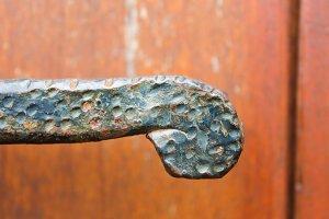 Vintage Doorknob Detail