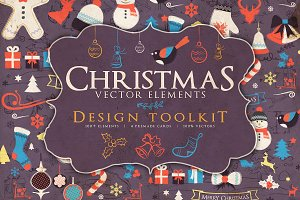 Christmas Elements Toolkit