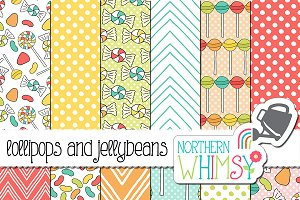 Candy Seamless Patterns