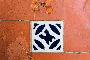 Rustic Tile Detail