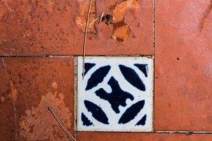 Rustic Tiles Detail