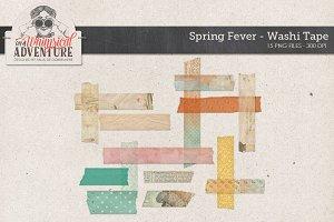 Spring Fever Washi Tape
