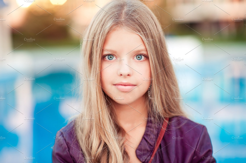 Rubia Adolescente adolescente chica chica