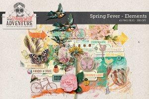 Spring Fever Elements