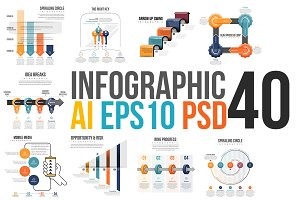 Infographic Set 40