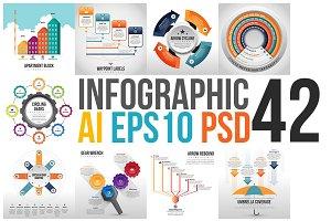 Infographic Set 42