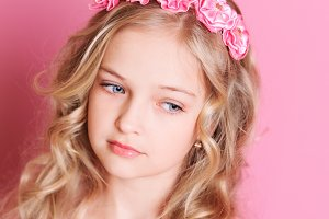 Exclusive image beautiful teen girl furry