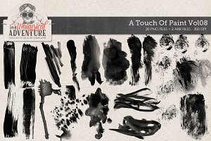 A Touch Of Paint Vol08