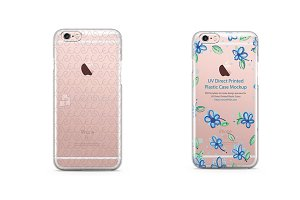 Apple iPhone 6-6s PC Clear Case
