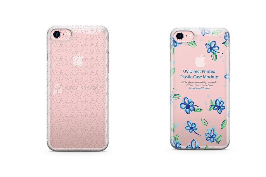 release date: 134fb 63f24 Apple iPhone 7-PC Clear Case mockup