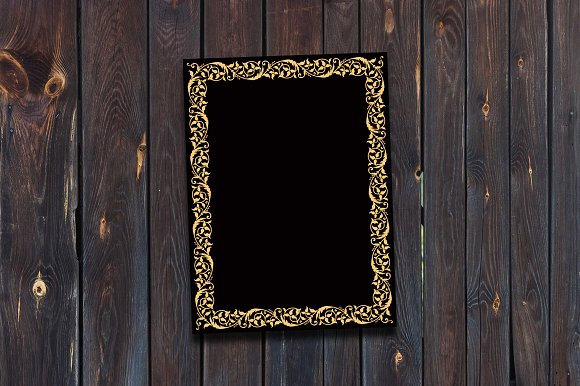 Classic Rectangle Frame