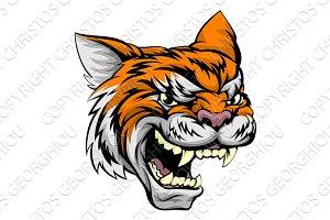 Tiger Sports Mascot