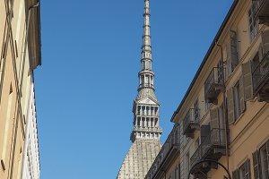 Mole Antonelliana in Turin