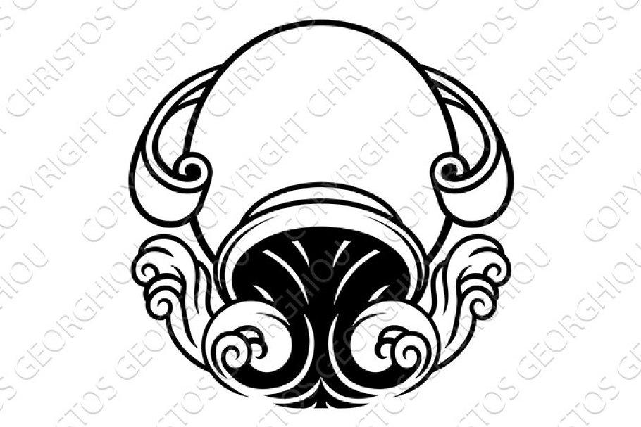 9fdaada4c Aquarius Astrology Horoscope Zodiac Sign ~ Illustrations ~ Creative ...